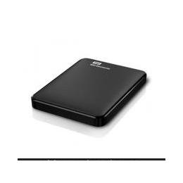 新款E元素 西数数据 WDBUZG5000ABK WD 500G 原装移动硬盘 2.5寸