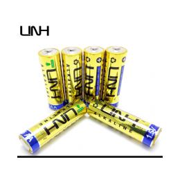 全国销售5号碱性干电池 AA智能门锁一次性高容量电池LR6