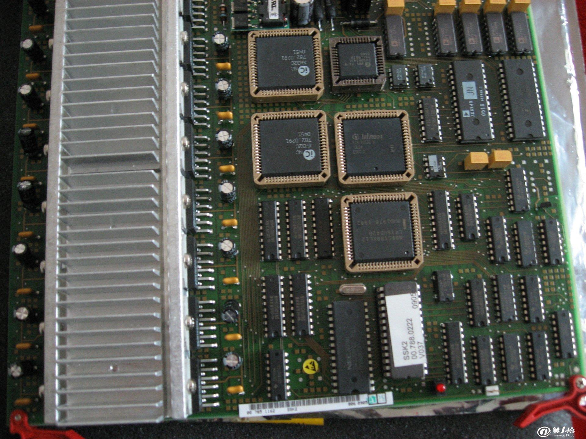 海德堡印刷机控制电路板型号及零件编程