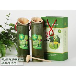 竹筒酒原生态活竹酒厂家白酒批发直销特产45度一斤装招代理包邮