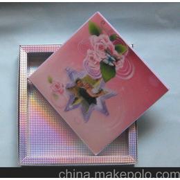 3d album diy10寸相片婚纱影集 DIY相册 3D8R80201