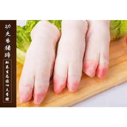 土猪肉+猪脚