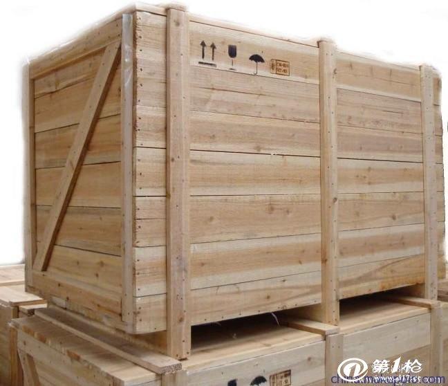 厂家直销木质包装箱