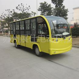 浙江杭州14座多功能电瓶车 休闲代步车 校园工厂游览车