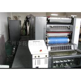 2000年高配海德堡SM52六开四色机