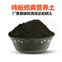 陕西散装营养土大量供应散装蚯蚓土营养土阳台蔬菜有机肥料