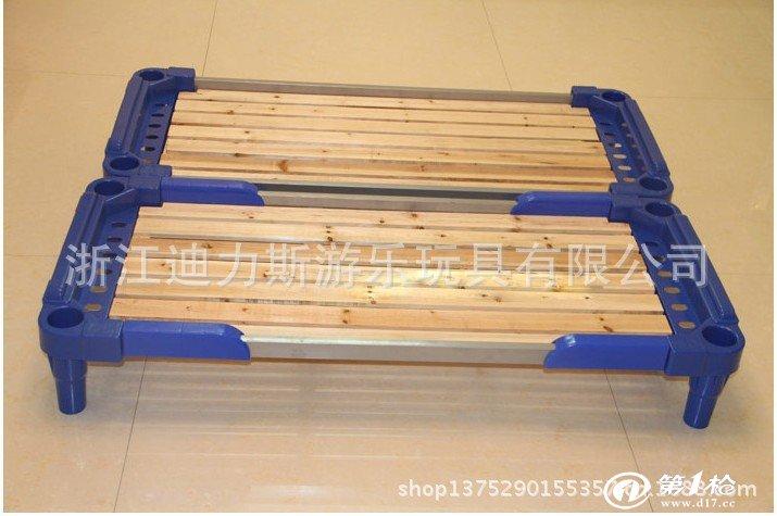 床批发厂家 塑料儿童床 组合儿童床 学生床 木板床 幼儿园专用床