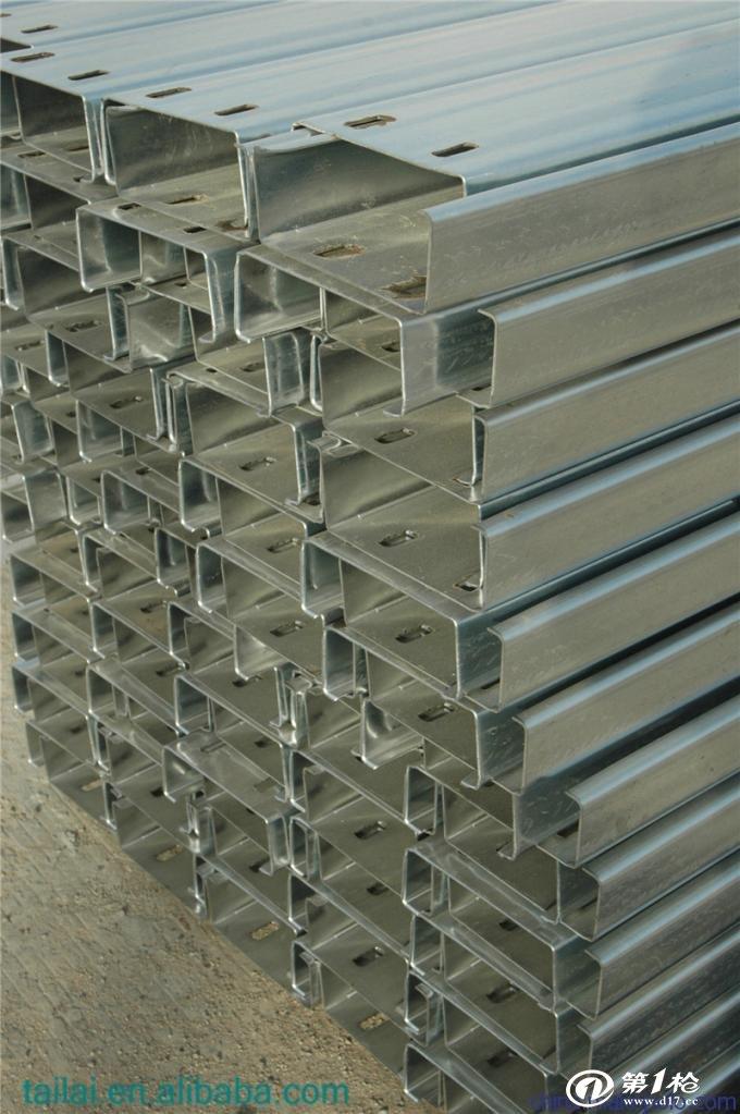 供应详见产品 钢结构车间附件 隅撑 檩条