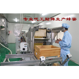 OEM<em>代</em><em>工</em>生产蜂蜜 蜂产品灌装<em>代</em>加工
