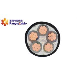 番禺电缆YJV223x240+1x120国标送检合格电缆
