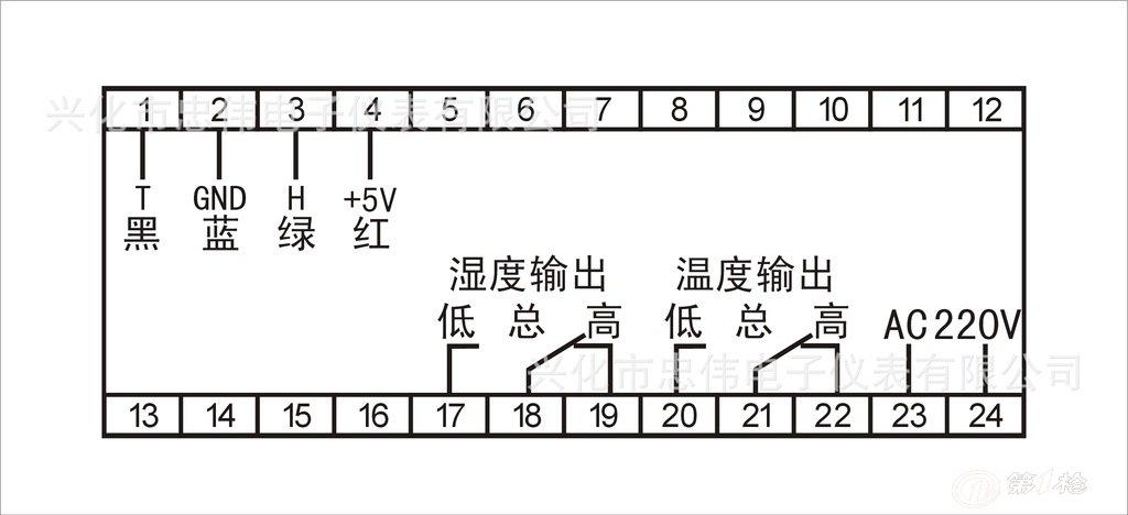 温湿度控制表/温控表xmt-901s