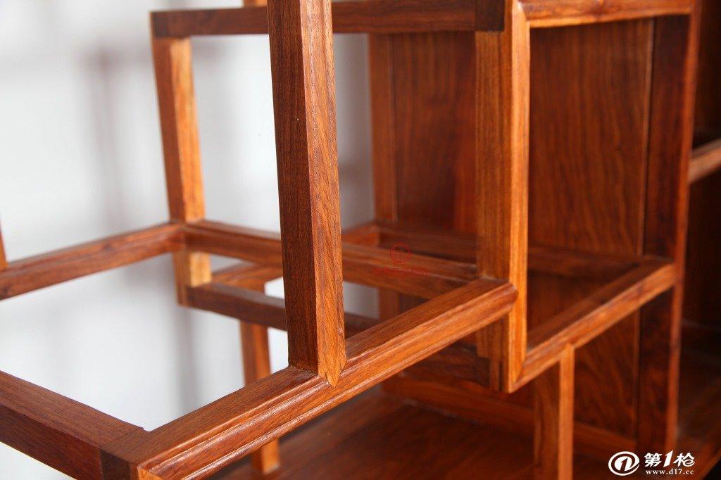 红木家具 明式酒水柜 实木酒水柜 客厅装饰优选 隔断柜