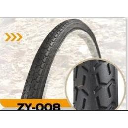 供应全黑彩里或画线的自行车外胎