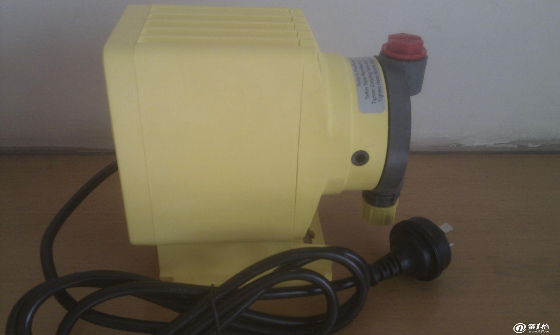 米顿罗电磁计量泵结构图