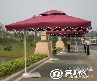 各种欧式风情遮阳伞,庭院伞