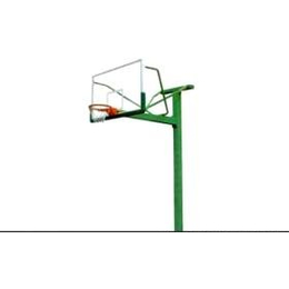 HL-43丁字方管单臂篮球架