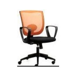 BR03时尚办公家具,网布面职员椅