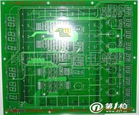 厂家优质供应各种线路板加工 质量保证_线路板/电路板