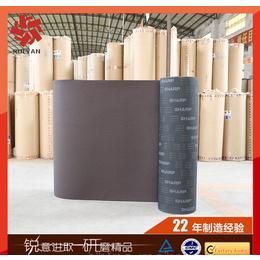 广东厂家生产 供应WX717砂布不锈钢抛光 千页轮专用煅烧砂布