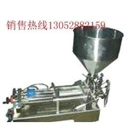 供应常州膏体灌装机械 自动灌装机