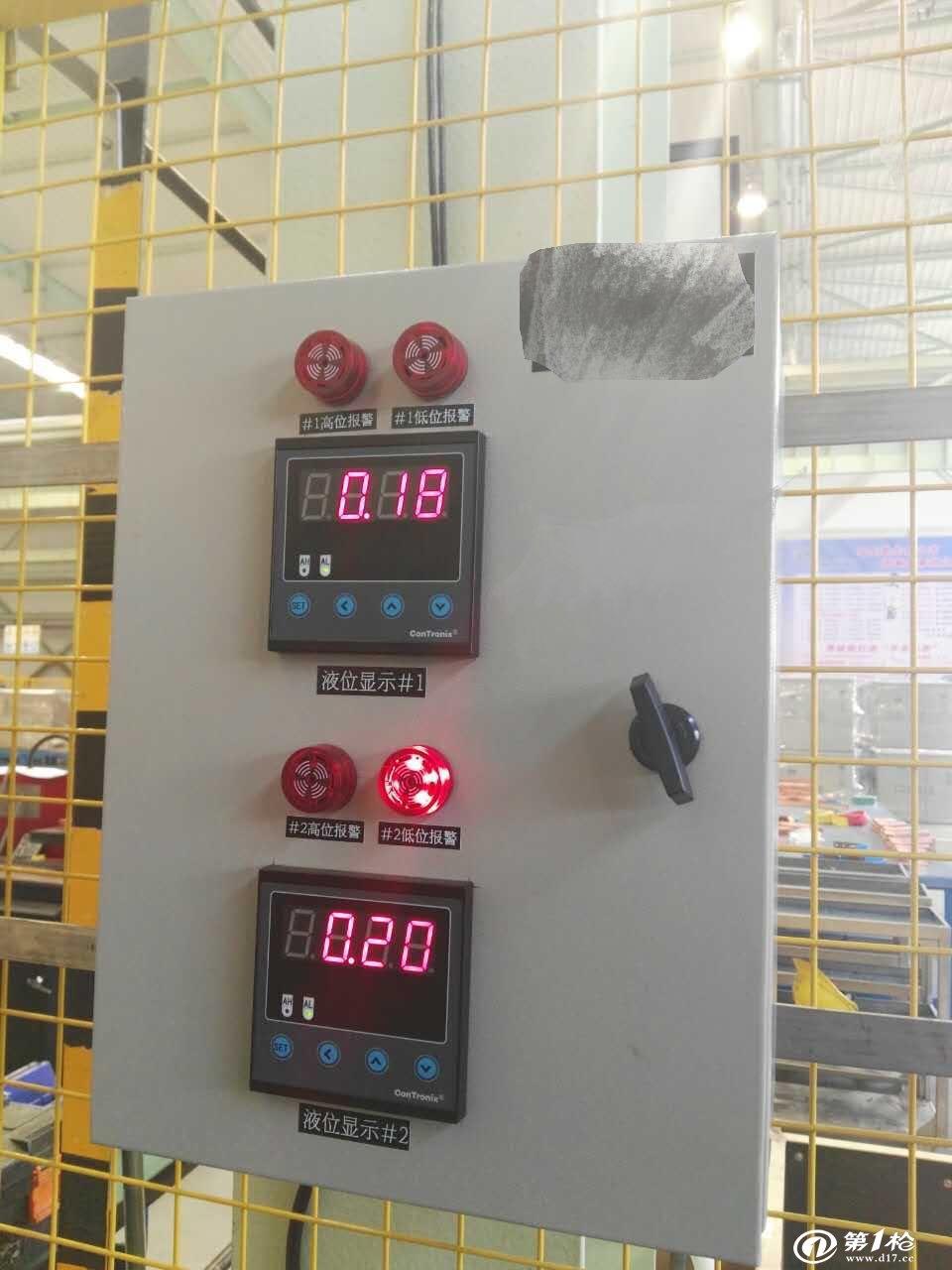 的工作原理及产品介绍加油站高液位报警 带显示功能高低液位报警器