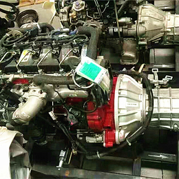全新原厂北汽福田康明斯2.8发动机总成带变速箱