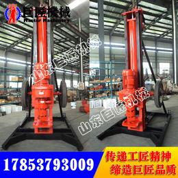 气动打井机价格优惠KQZ-150D气动打井机