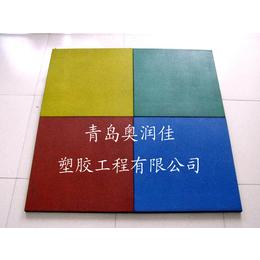 东营橡胶地板 橡胶地垫