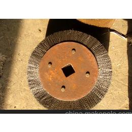 青岛供应商长期供应钢丝生产 经久耐用 钢丝轮 可加工