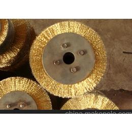 供应各种钢丝轮 空平型钢丝轮 经久耐用诚信高 可加工