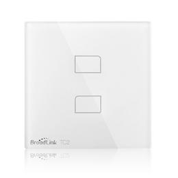 博联433射频墙壁面板TC2