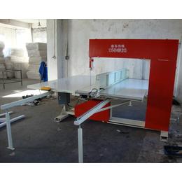 东莞恒翔立切机供货商供应珍珠棉切割下料机 海绵立切机