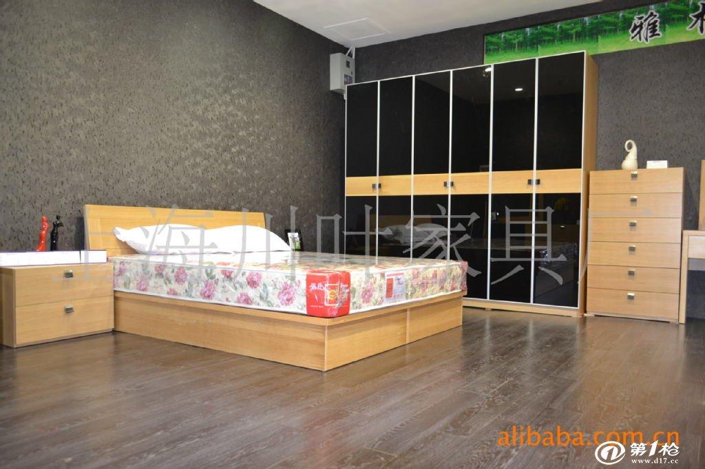 热销 特价 白橡木家具 北欧风格 6门衣柜 衣帽间