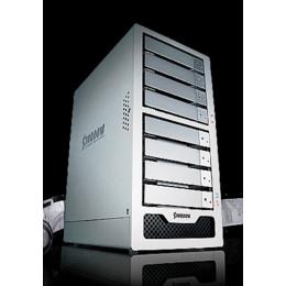 星腾 ST8-U5八磁盘阵列柜 移动硬盘盒 非编 64TB