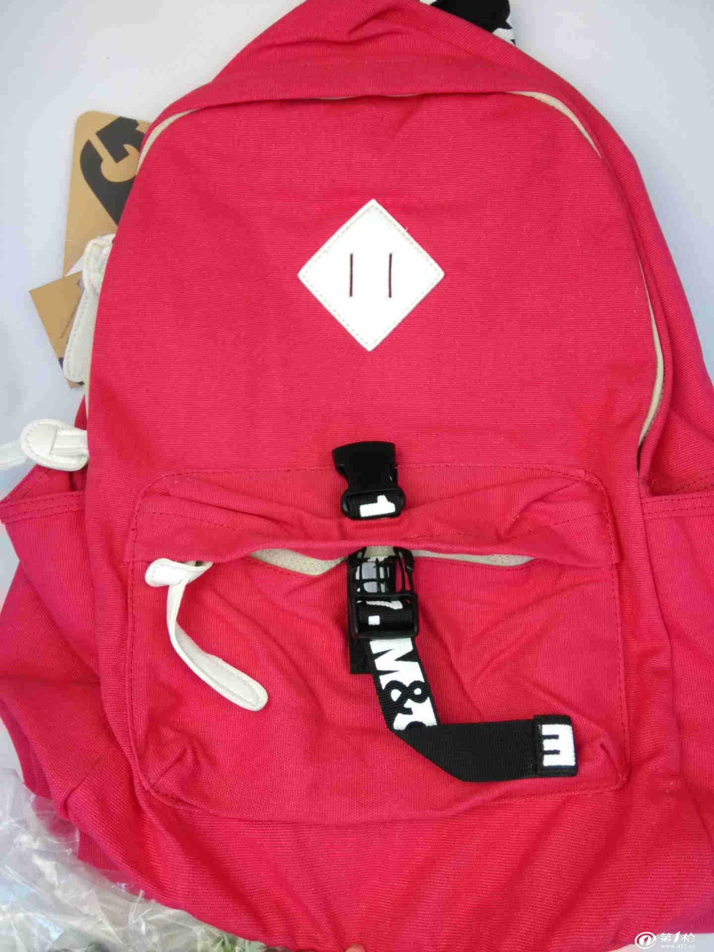 正品 特价 晨光文具 时尚猪鼻书包abb93006 中学生书包 晨光书包图片