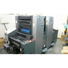 供应01年海德堡SM52-2六开双色印刷机