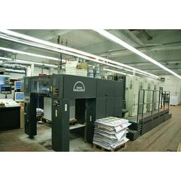 供应罗兰704对开四色印刷机