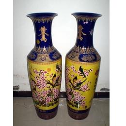 陶瓷大花瓶庆典花瓶开业馈赠礼品花瓶