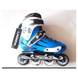 厂家批发 德国LABEDA-918 蓝色 轮滑鞋 溜冰鞋