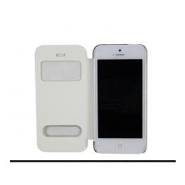 供应iphone5iphone5C 左右开 翻盖iphone皮套