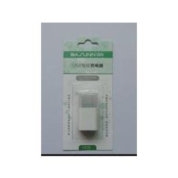佰尚basunn<em>手机充电器</em>小巴豆系列usb<em>接口</em>通用充电器 瑞嘉达电子
