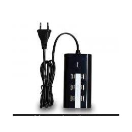 瑞奈RNAi6孔<em>手机充电器</em>排插 USB接口插排 线长1.5m 可定做<em>线路板</em>