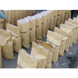 造纸厂污水处理聚丙烯酰胺批发报价 广东聚丙烯酰胺
