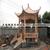 石雕大理石中式四角凉亭景观雕塑缩略图2