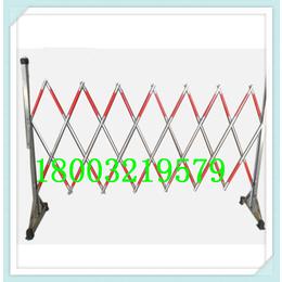 不锈钢伸缩围栏 管式  不锈钢安全围栏