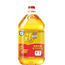 福临门食用调和油  5L