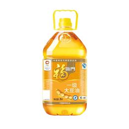 福临门一级大豆油  5L