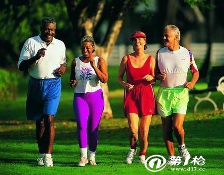 中老年人怎样跑步才能健身