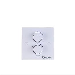 肯卓120W定压音量开关 定压吸顶喇叭壁挂音响音量控制器