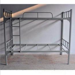 深圳学生上下铺双层铁床厂家直销学生上下铺铁架床批发价格